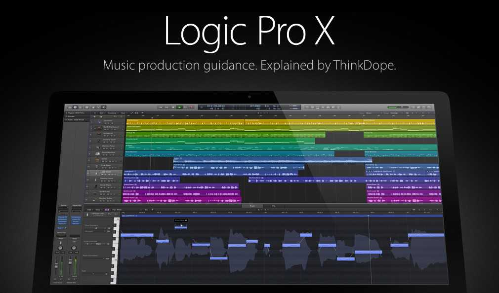 Production with Logic Pro X