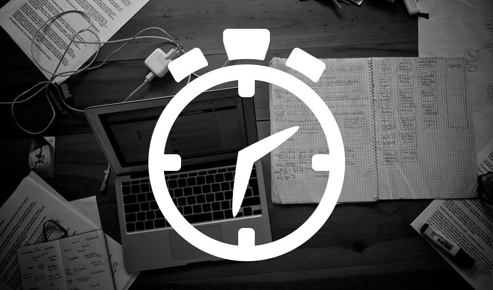 How To Learn When You Don't Have Much Time