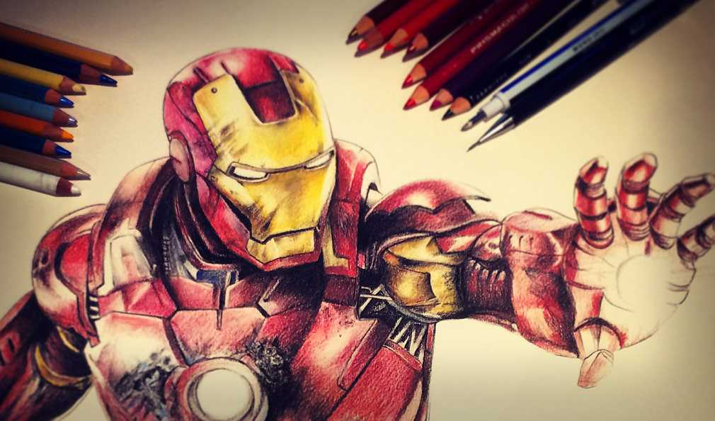 Iron Man Tribute by Thang Nguyen