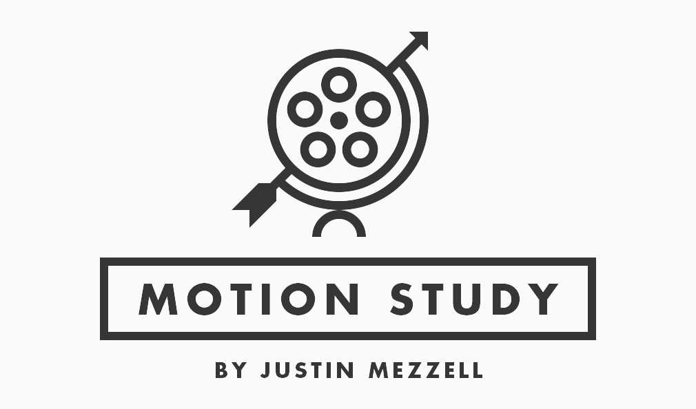 Motion Study by Justin Mezzell