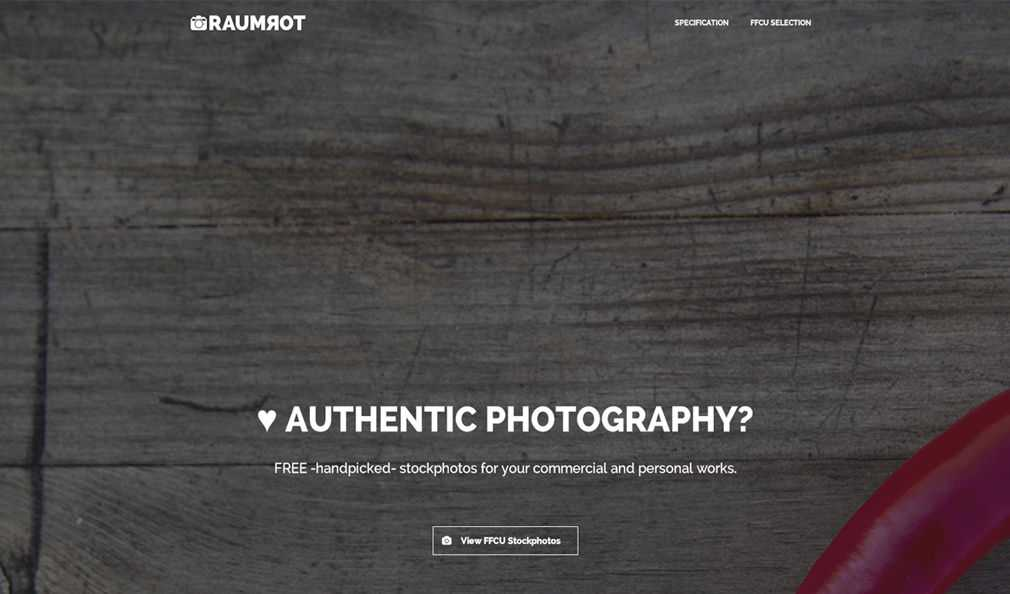 Raumrot - Handpicked Stock Photography