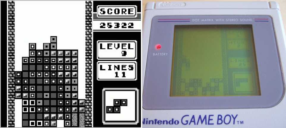 Game Boy & Tetris