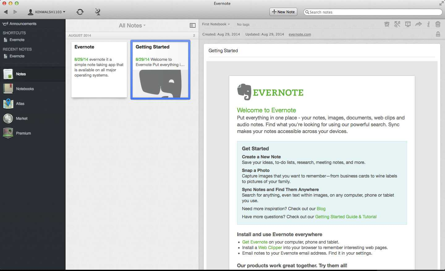 9 Must-Have Productivity Apps - Evernote