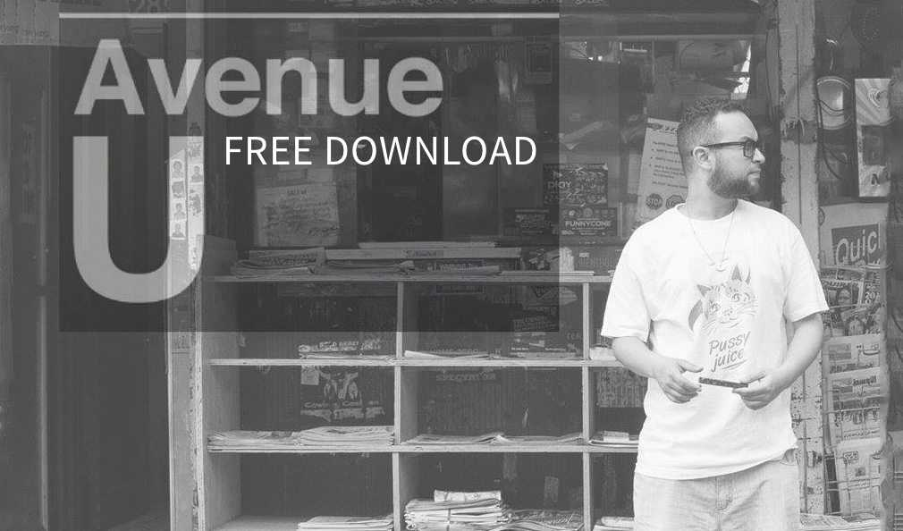 ZEPS - Avenue U - Exclusive EP Download on ThinkDope
