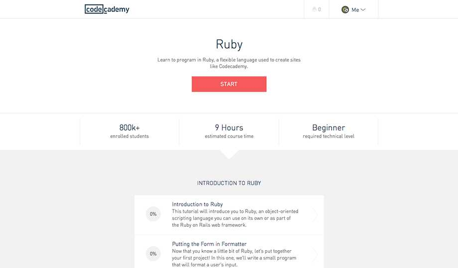 10 Free Tutorial Websites To Learn Art: Codecademy