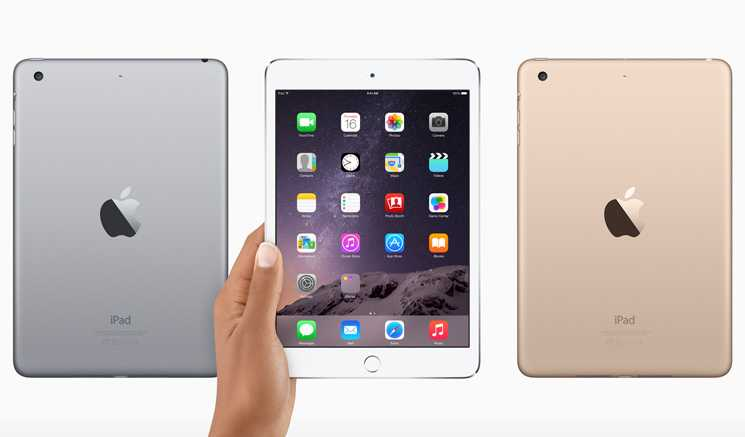 Tech Roundup: iPad Mini 3