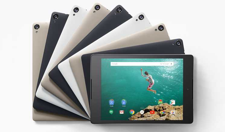 Tech Roundup: Nexus 9
