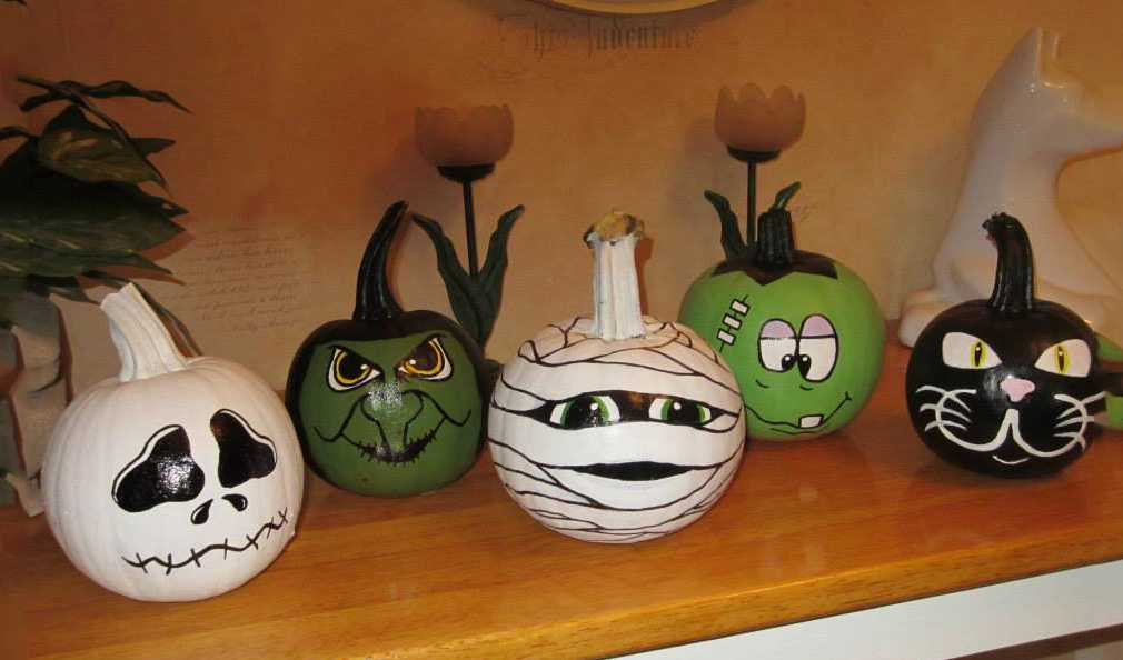 How To Make Creative Pumpkins for Halloween