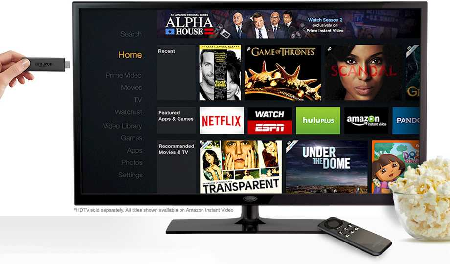 Tech Roundup: Nokia N1, Fire TV Stick, & More - Amazon Fire TV Stick
