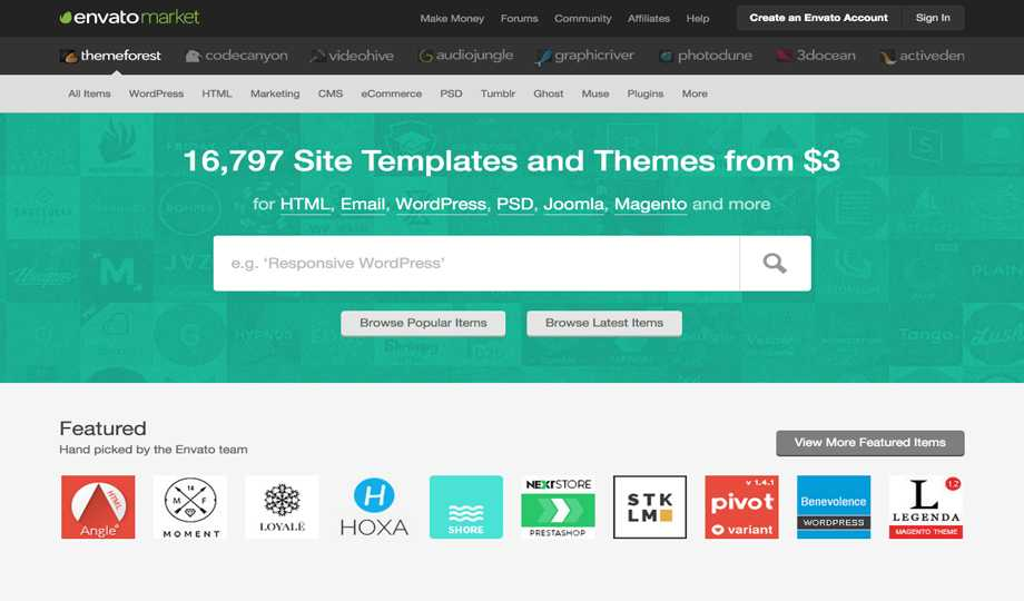 Gift Ideas For The Webmaster - ThemeForest