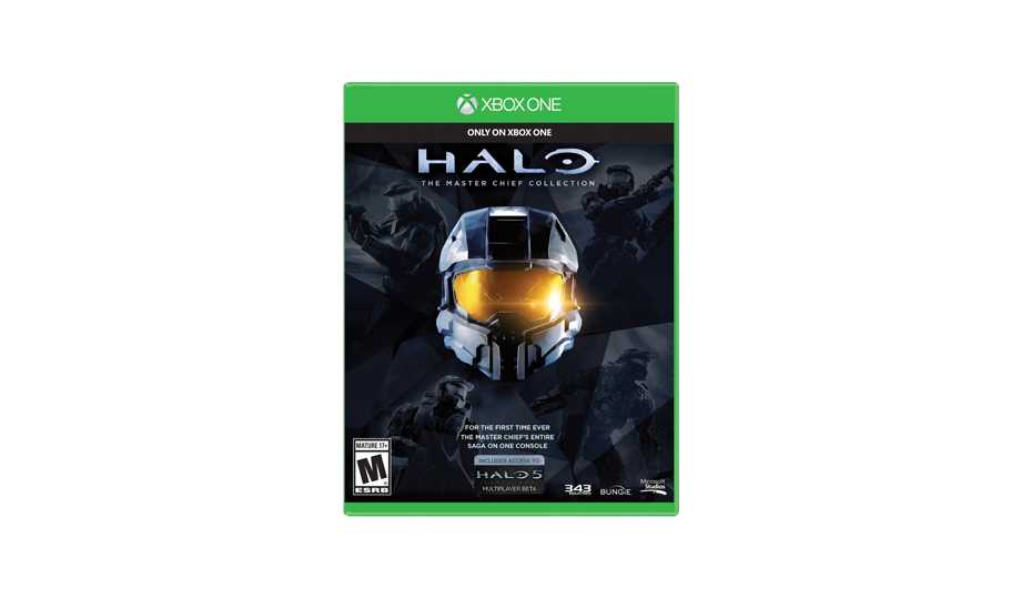 Gift Ideas For The Graphic Designer - Halo: The Master Chief Collection