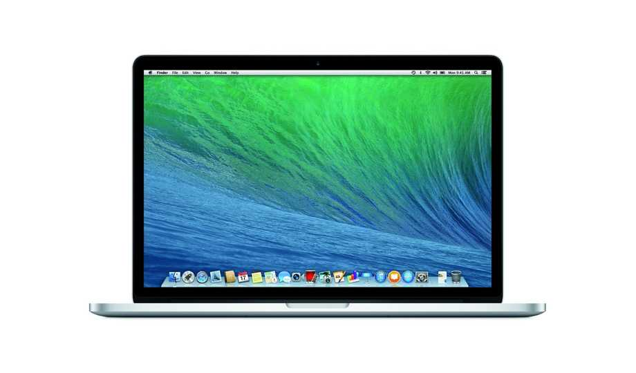Gift Ideas For The Tech Lover - Macbook Pro 15 with Retina Display