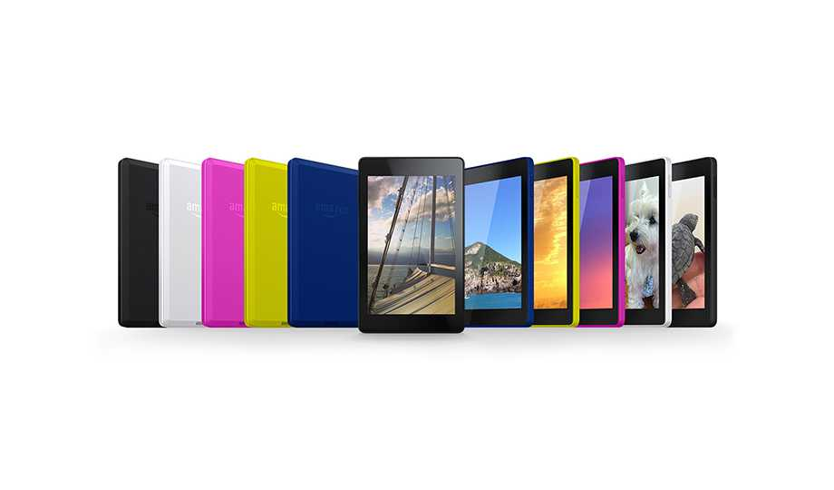 Tech Gifts That Everyone Would Love - Kindle Fire HD 6