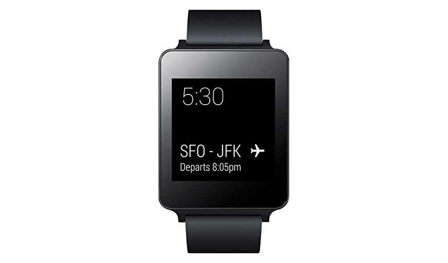 Tech Gifts That Everyone Would Love - LG G Watch R