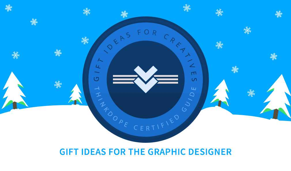 Gift Ideas For The Graphic Designer