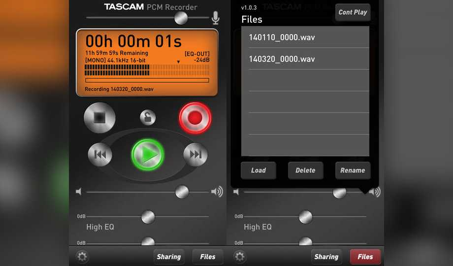 Gift Ideas For The Music Entrepreneur - PCM Recorder Mobile App