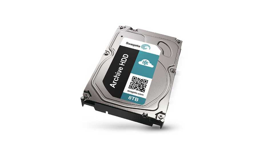 Tech Roundup - Seagate 8TB HDD