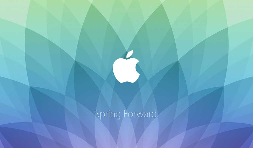 Apple Spring Forward Keynote
