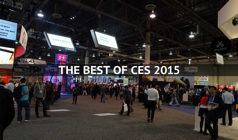 The Best of CES 2015